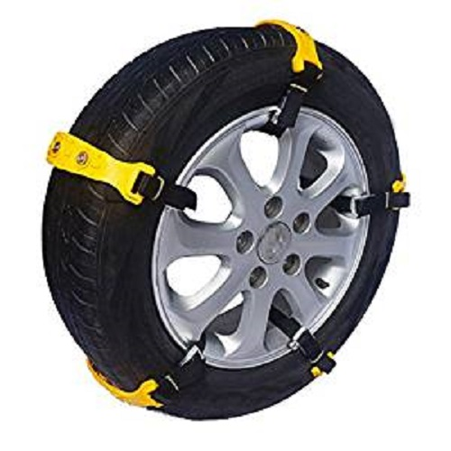 "Catene da neve Lampa da 9mm per Automobili con cerchio 20/"" pneumatici 195//55-20"